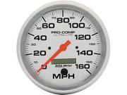 Auto Meter Ultra-Lite In-Dash Electric Speedometer