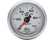 Auto Meter Ultra-Lite II Mechanical Oil Pressure Gauge