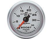 Auto Meter Ultra-Lite II Mechanical Boost Gauge