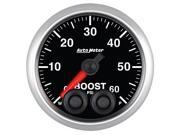 Auto Meter 5670 Elite Series Boost Gauge