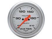 AutoMeter 4369 Ultra-Lite Electric Water Temperature Gauge