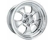 American Racing 550-5665 American Racing Wheels HOPSTER POL 15X6 5X4.5