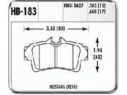 Hawk Performance HB183F.585 Disc Brake Pad
