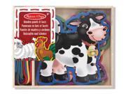 Melissa & Doug - Wooden Panels & Lace Farm Animals 9SIAC9055T4061