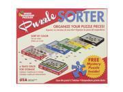 Puzzle Sorter 6 Trays-