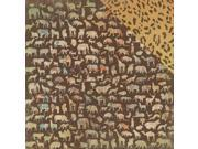 """Into The Wild Double-Sided Cardstock 12""""X12""""-Cheetah"""