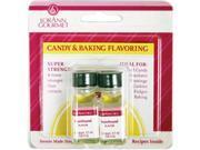 Candy & Baking Flavoring .125Oz 2/Pkg-Horehound