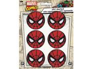 Patch - Marvel - spiderman Mask Logo Set Iron On Gifts New Toys p-mvl-0039-s 9SIA77T2UE4750