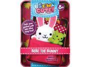 Colorbok 73260 Bunny Sew Cute Tin