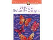 Image of Dover DOV-49456 Creative Haven Beautiful Butterfly Book
