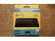 Mayflash Gamecube 4 port Controller Adapter for use on Wii U and PC USB for Super Smash Bros