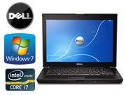 Dell i7 Latitude E6410 Laptop, New 1TB HDD, 8GB of Memory, Windows 7 Pro 64bit, Grade B, DVD-RW