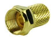 Jr Products Rg6 Twist-On Coax Cable End 47275