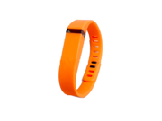 Zoomy Replacement Wristband With Clasps For Fitbit Flex Small/Large Band