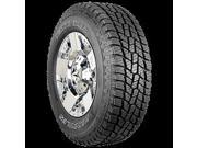 Hercules Terra Trac AT II All Terrain Tires P255/65R17 110T 04365