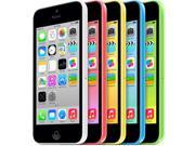 Apple iPhone 5C 16GB/32GB - GSM Unlocked - Blue/Green/Pink/White/Yellow