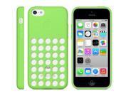 OEM Original Apple iPhone 5c Silicone Case - Green (MF037ZM/A)