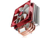 RAIJINTEK THEMIS, 3pcs 8mm Heat-Pipe, 12025 PWM Fan, Option To Install Dual Fans, Slim Type 120mm Heat-Sink(D:50mm), Multiple Mounting Kits for Intel & AMD, Easy installtion and User friendly design
