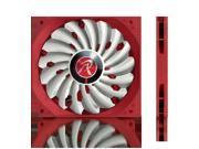 RAIJINTEK Aeolus ß-RW, 120mm x 13mm, 4Pin PWM Function, PC Case Fan, Cooling System Fan