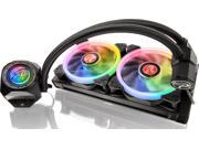 RAIJINTEK ORCUS 240 AIO Liquid/Water CPU Cooler, with RGB fans and tank, 8-port Control hub and Remote controller