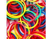 100 Pcs 12 Color Tattoo Machine Rubber Bands Body Piercing Ink Machine Supplies 9SIV15G6862120