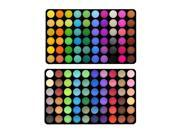 THZY anti crack and highly pigmented 120 Colors Professional Eye Shadow Palettes