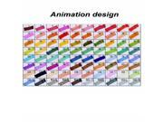 THZY TOUCHFIVE 80x Marker marker Pen Twin Tip Pen White Animation Design