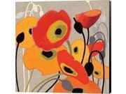 Mango Tango I by Shirley Novak Canvas Art, Size 24 X 24