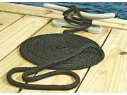 Seachoice 39801 DBL BRD DOCK LINE TEAL 1 2 X20