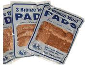 Western Pacific Trading 35000 BRONZE WOOL FINE 3/PD