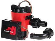 Johnson Pump 08203 00 1250 GPH ULTIMA COMBO PUMP