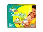 Pampers Swaddlers Newborn 240 count - 12 packs of 20