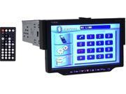 "New T-View D73tsb 7"" In Dash Car Dvd Cd Player Car Audio Single Din 1 Din Dvd"