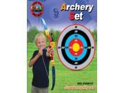 Toy Bow And Arrow Set With Suction Cup Arrows And Target 9SIA67Z23W1749