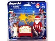 Santa With Angel Christmas Play Pack