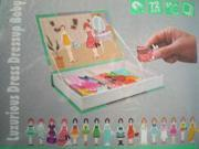 Luxurious Fashion Girl Dressup Magnetic Play Book 9SIA67Z5SY9909