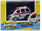 Ambulance Push N Go Junior Racers