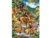 Dona Gelsinger Family Gathering 1000 Piece Puzzle by Masterpieces Puzzle Co. 9SIA67Z5GN6950
