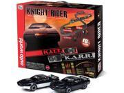 Knight Rider K.i.t.t Ho Scale Slot Car Race Track Set
