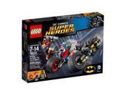 Batman Gotham City Cycle Chase Super Heroes 9SIA3G65445907