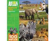 Safari Life 100 Piece Animal Planet Puzzle 9SIA67Z3Z94293