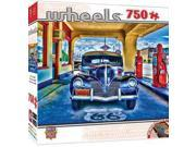Wheels - Kicks on Route 66 750 Piece Puzzle by Masterpieces Puzzles 9SIA67Z3Z94298