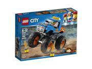Monster Truck Lego City 9SIA3G66XF5102
