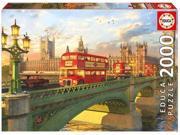 Westminister Bridge London 2000 Piece Puzzle 9SIA67Z6WP9230