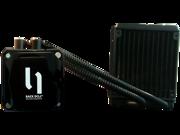 CoolIT ECO III-120FB BitCrane Liquid CPU Cooler w/ Direct Contact Liquid Cooling (DCLC) Technology and Silent 2900rpm Motor