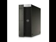 Dell T7810 Workstation E5-2630v3 Eight Core 2.4Ghz 8GB 500GB SSD NVS310 Win 10 Pre-Install