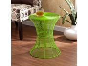 Mykonos Indoor/Outdoor Accent Table - Green