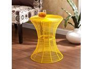 Mykonos Indoor/Outdoor Accent Table - Yellow