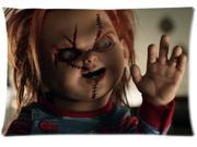 "movie Curse of Chucky Background Two Sides Printed for 20""""X30"""" Zippered Pillow Case Cover"" 9SIA69X23U0852"