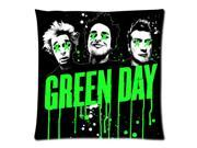 Green Day Cushion Case Cover